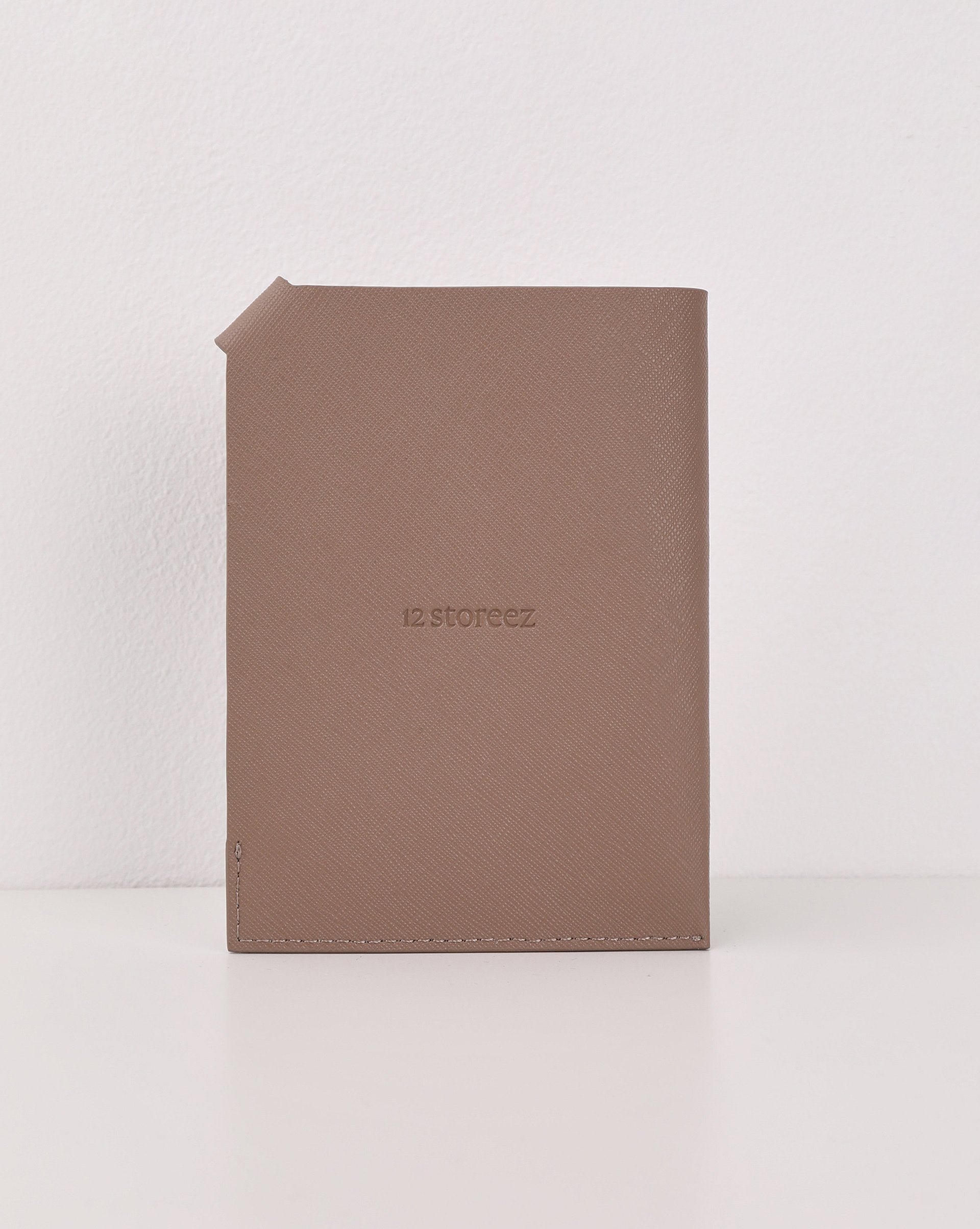 Leather passport cover - 12 STOREEZ