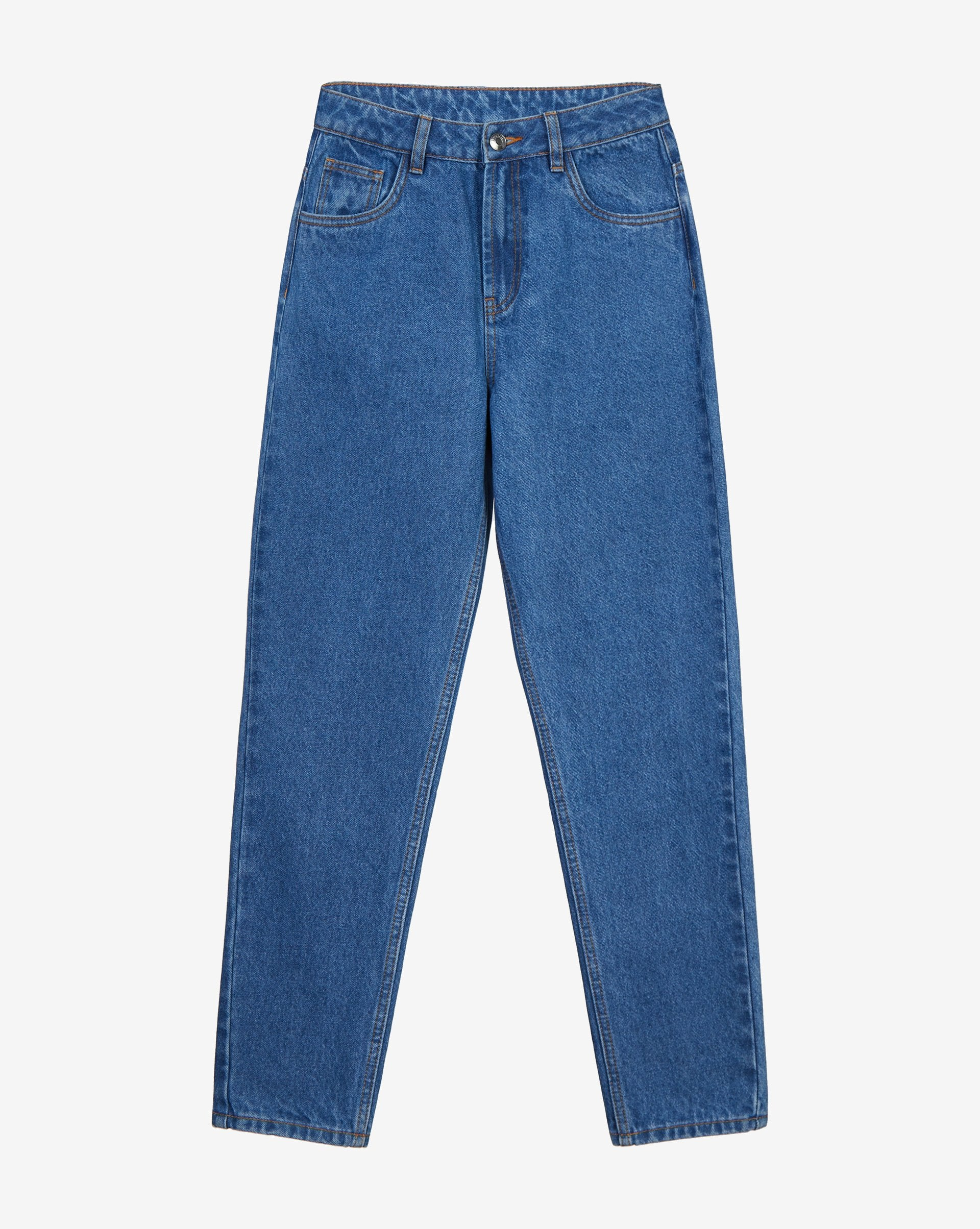 Cropped high rise jeans - 12 STOREEZ