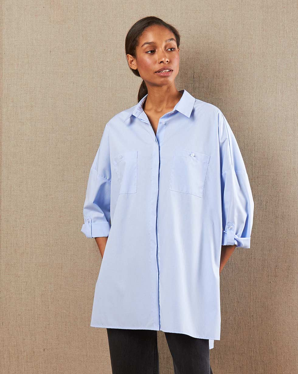 Oversized shirt - 12 STOREEZ
