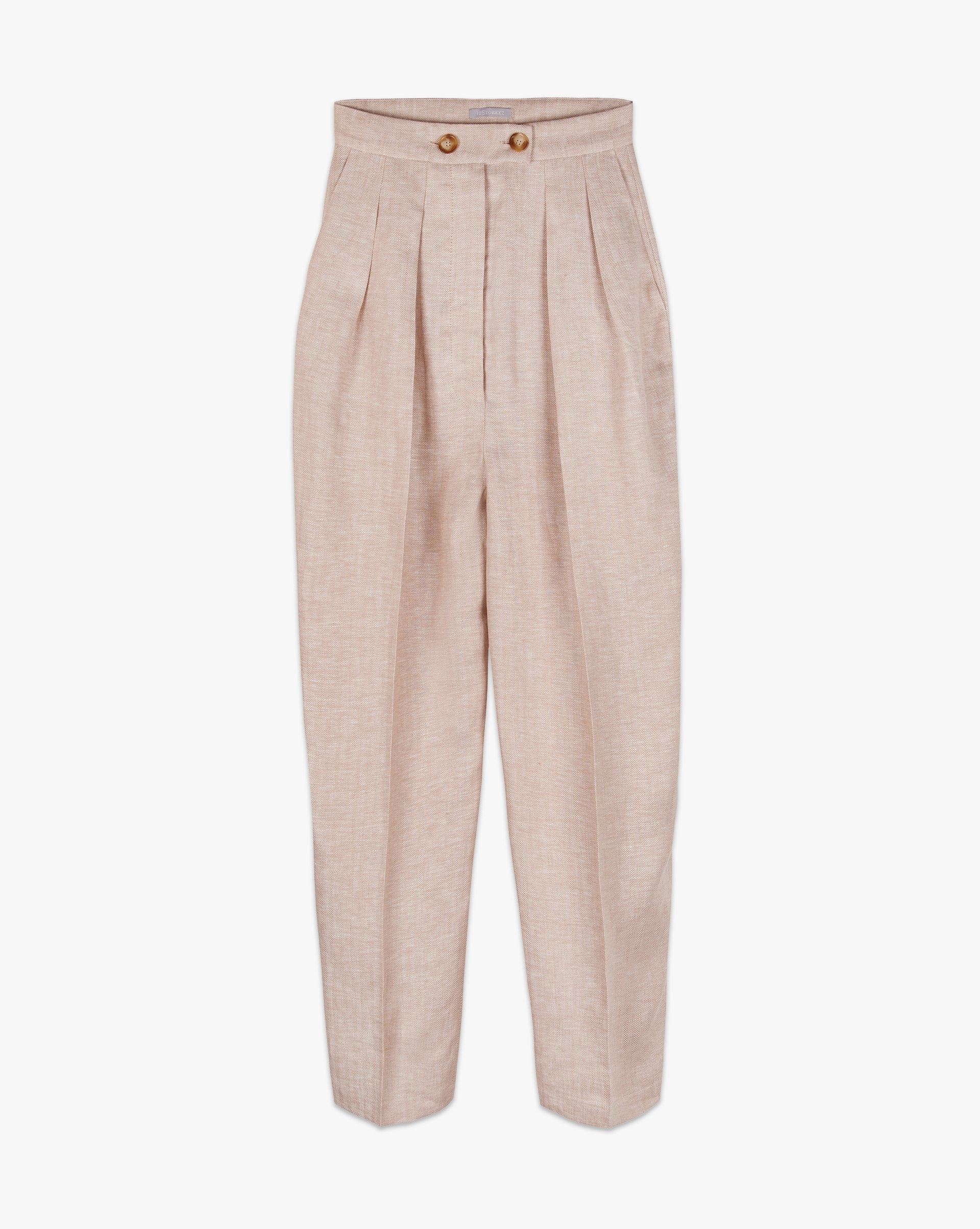 Pleated trousers - 12 STOREEZ