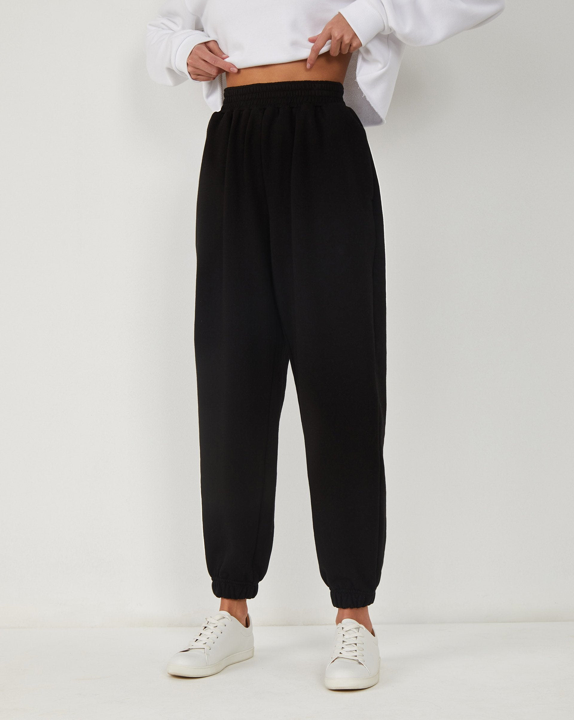 High waist track pants - 12 STOREEZ