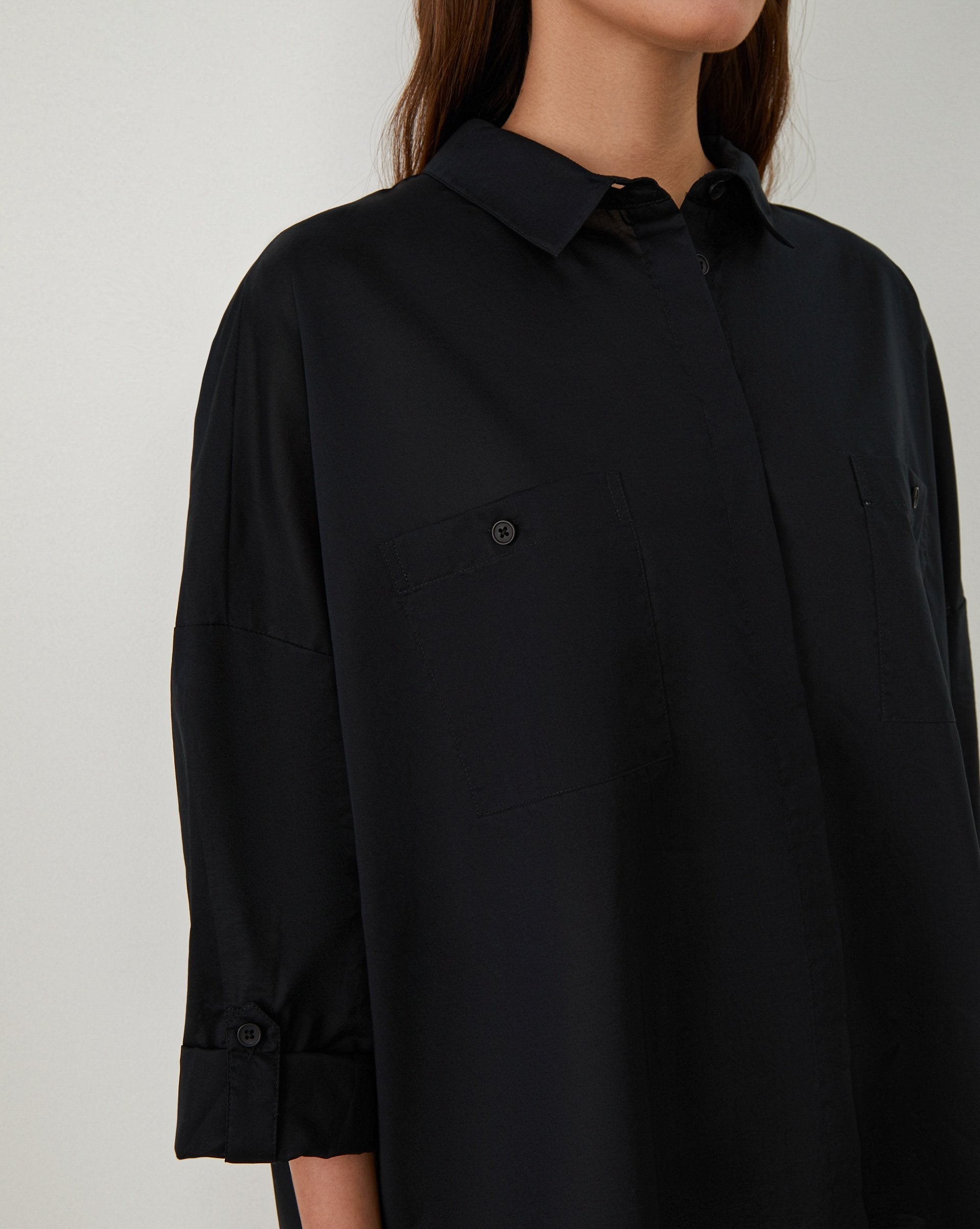 Oversized button up shirt - 12 STOREEZ