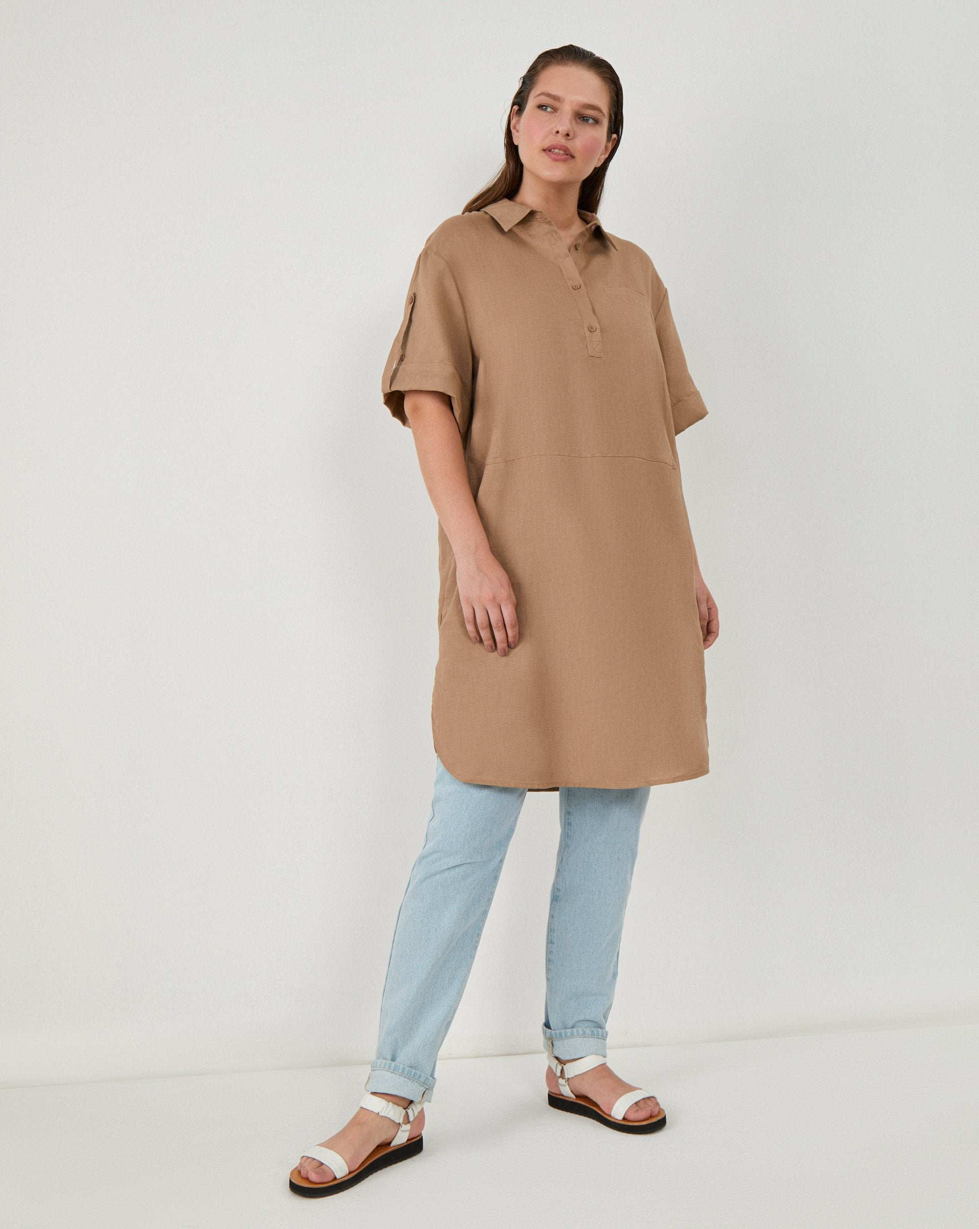 T-shirt dress - 12 STOREEZ