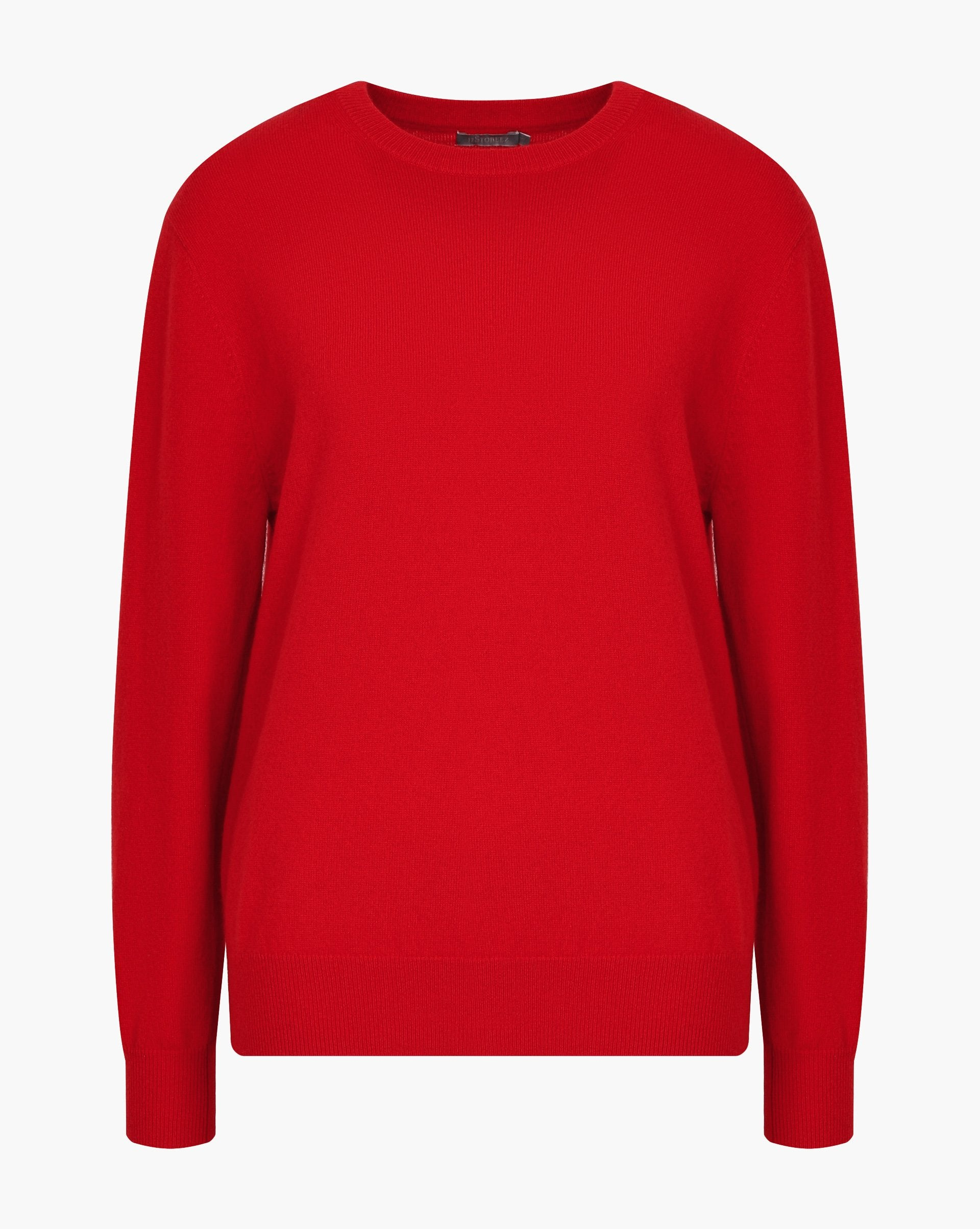 Wool and cashmere blend crew neck jumper - 12 STOREEZ