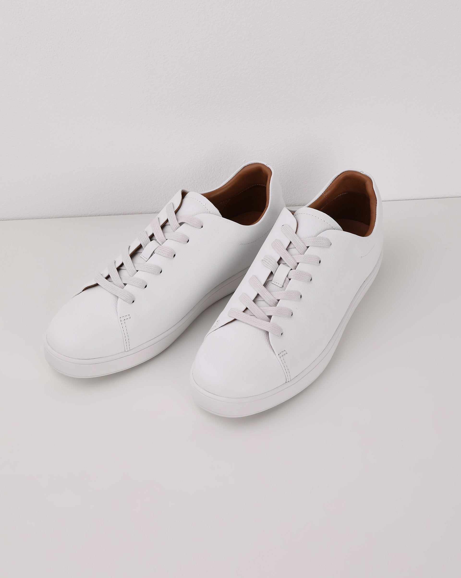 Grain leather sneakers - 12 STOREEZ