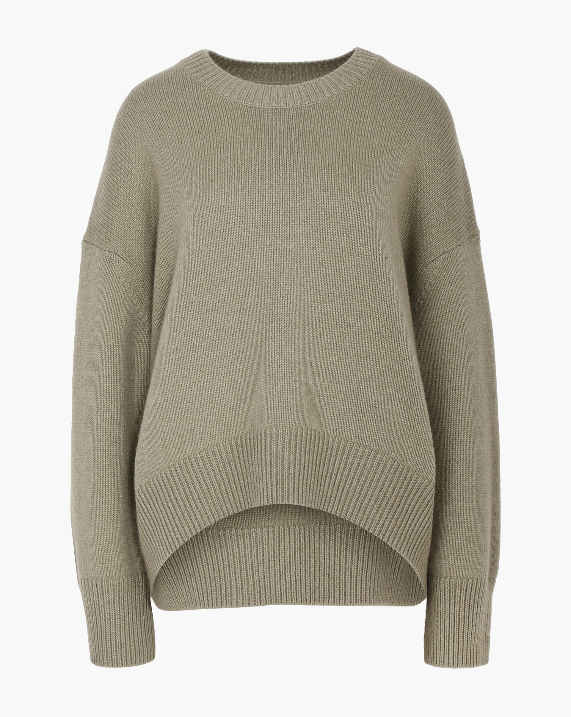 Cashmere and wool blend jumper - 12 STOREEZ