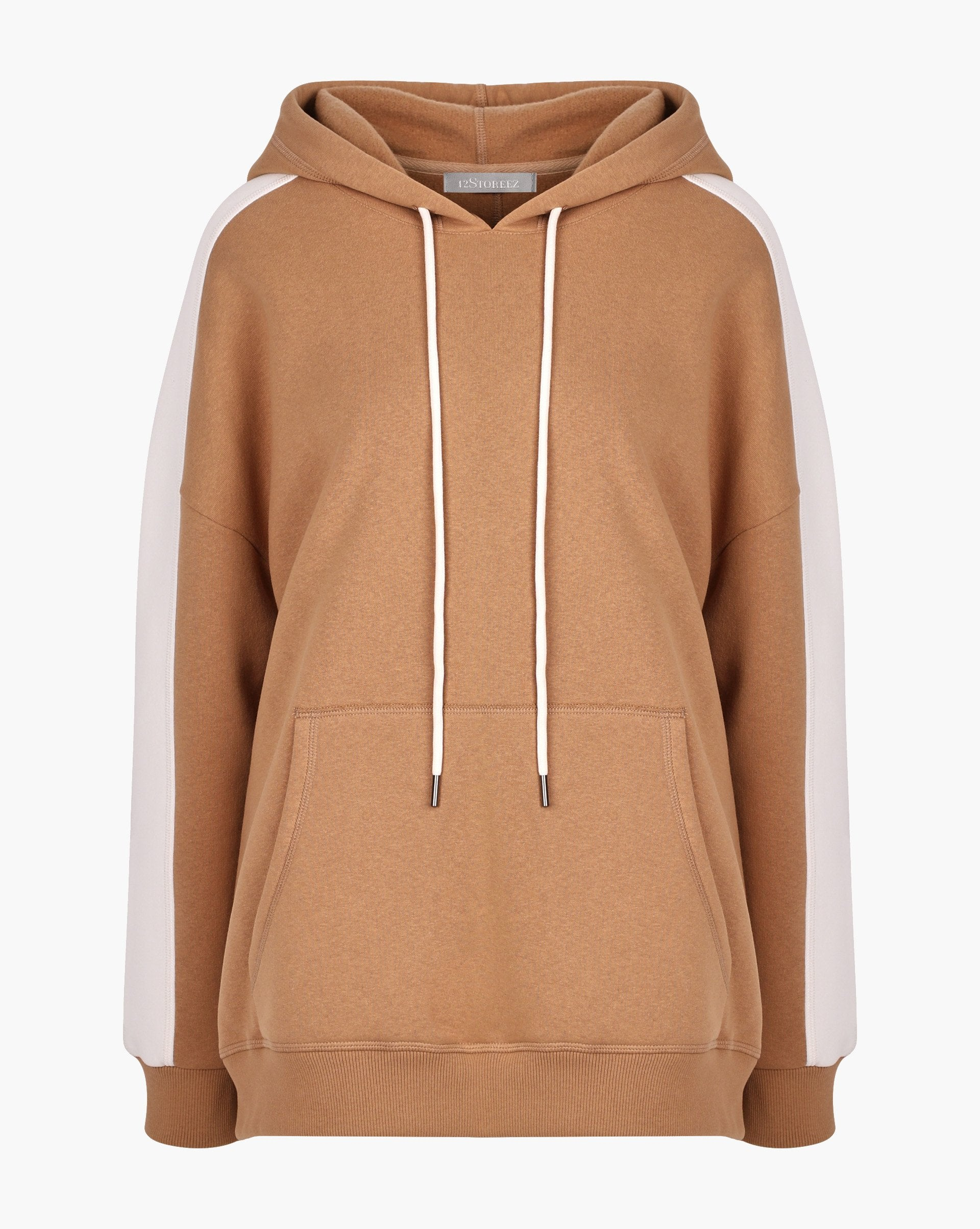 Oversized hooded sweatshirt - 12 STOREEZ