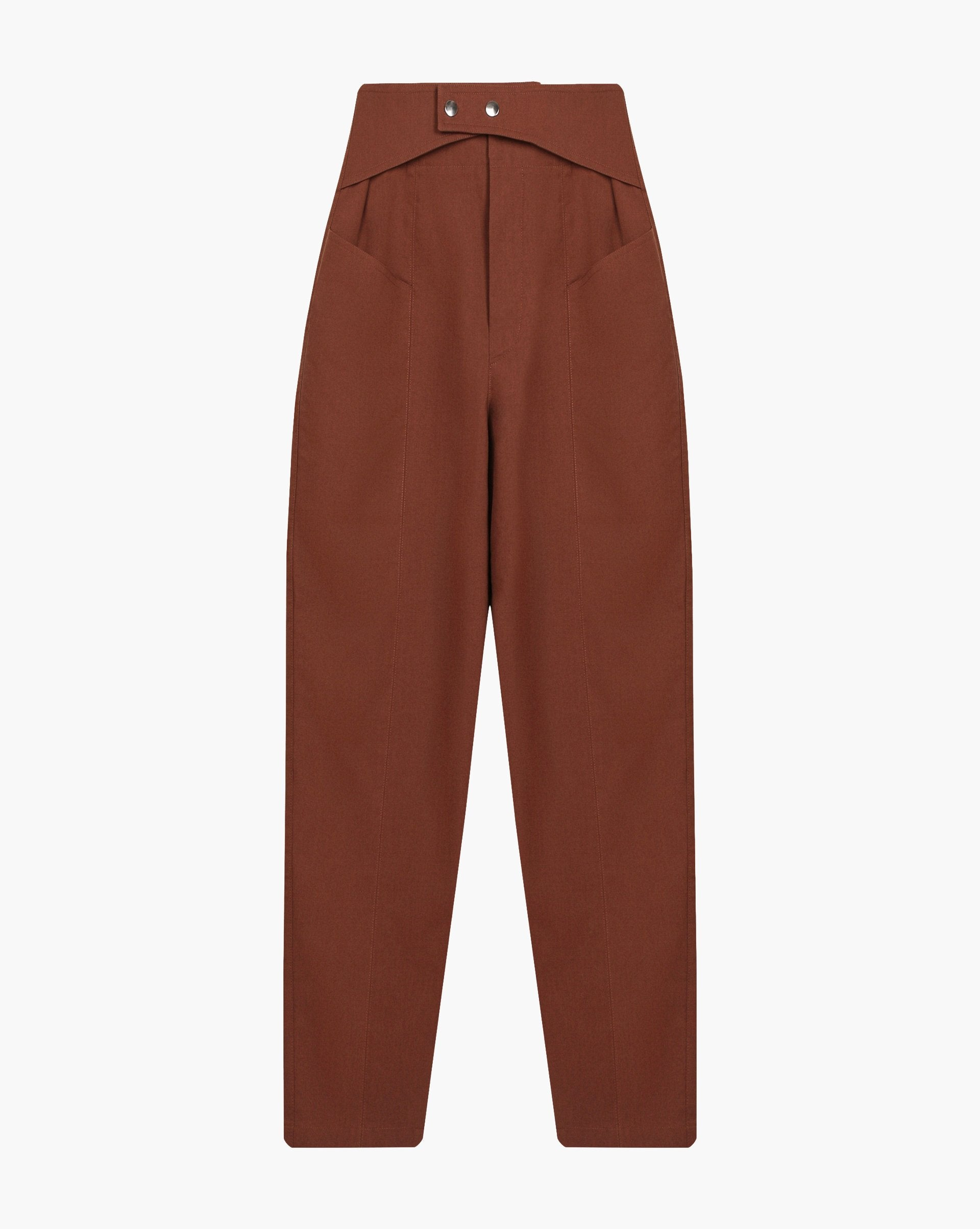 Patch-pocket cargo trousers - 12 STOREEZ