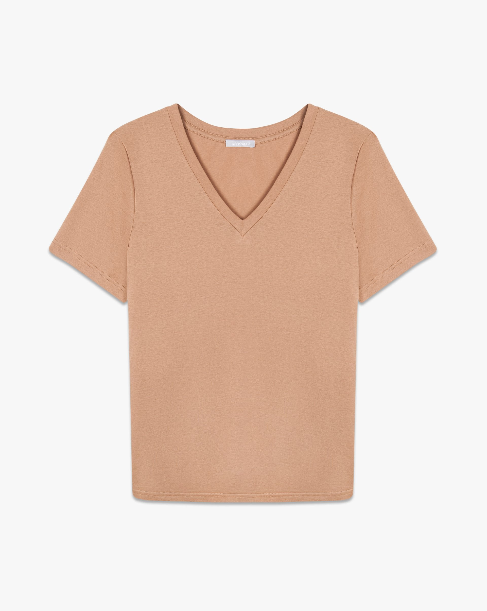 V-neck T-shirt - 12 STOREEZ