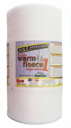 Warm Fusible Fleece Batting 45
