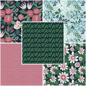 Garden Party by Craft Cotton Collection - Fat Quarter Bundle - Beachside Knits N Quilts