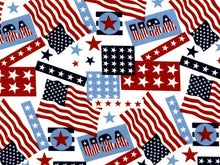 Load image into Gallery viewer, Patriotic Fat Quarter Bundle - Beachside Knits N Quilts