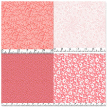 Load image into Gallery viewer, Cotton Fabric Fat Quarter Bundle - Coral - Beachside Knits N Quilts