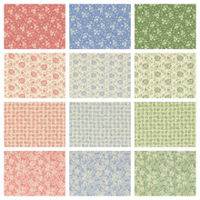 Load image into Gallery viewer, Hope Chest Botanicals Fat Quarter Bundle - Beachside Knits N Quilts