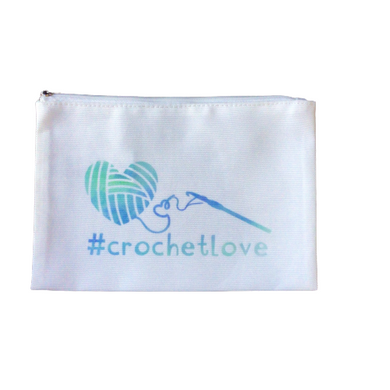 #crochetlove Zipper Pouch - Beachside Knits N Quilts