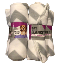 "Load image into Gallery viewer, Personalized Pet Blanket 39"" x 27"" - Beachside Knits N Quilts"