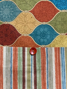 10-Minute Table Runner Kit - Spiced Medallion - Beachside Knits N Quilts