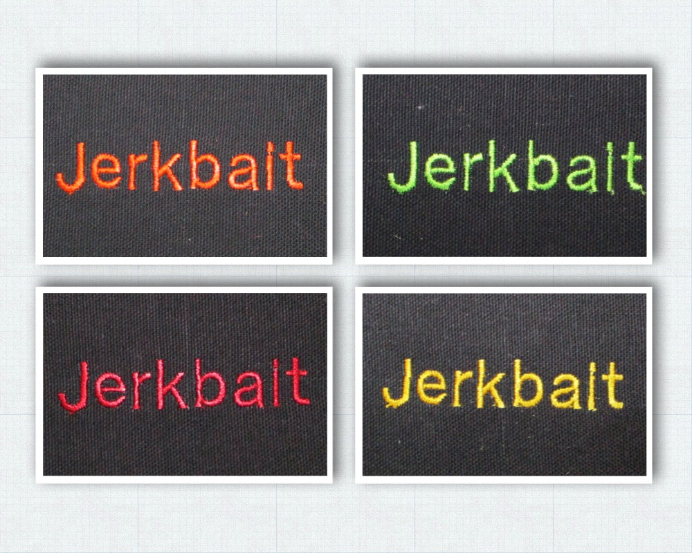 Jerkbait Fishing Lure Wrap 7