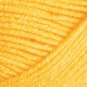 Brava Worsted Yarn - Canary - Set of 2 Mini Skeins - Beachside Knits N Quilts