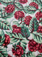 Load image into Gallery viewer, Quilted Table Runner or Dresser Scarf - Christmas Berries - Beachside Knits N Quilts
