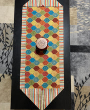 Load image into Gallery viewer, 10-Minute Table Runner Kit - Spiced Medallion - Beachside Knits N Quilts