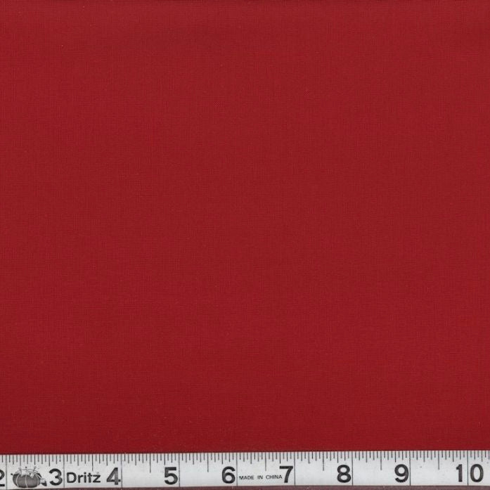 Dream Cotton Fabric Blood Red - Beachside Knits N Quilts
