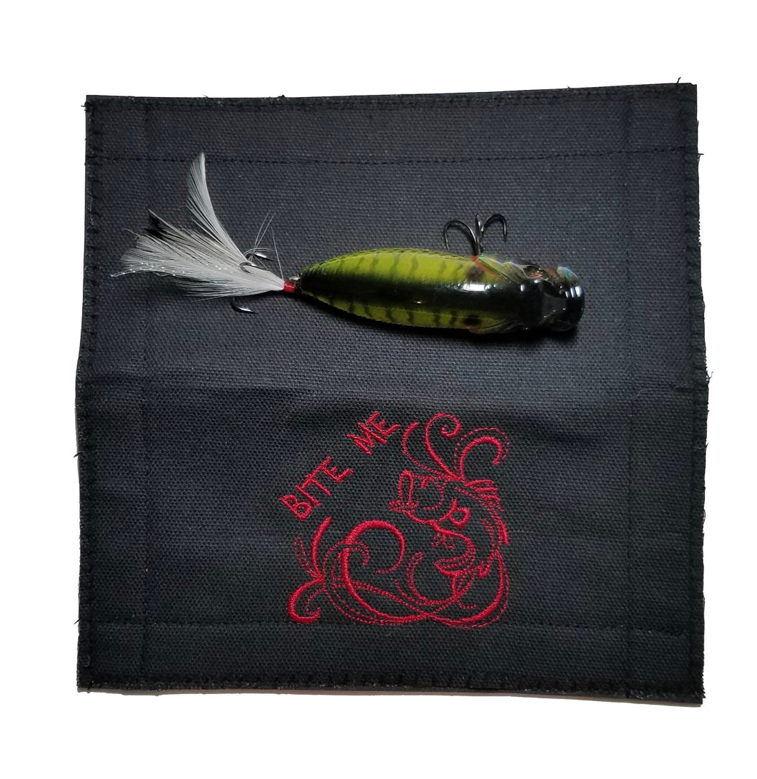 Bite Me Fishing Lure Wrap 7
