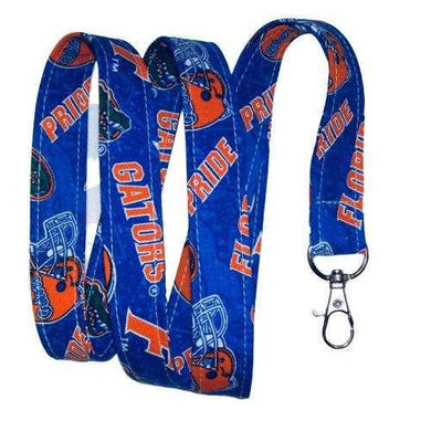 University of Florida Gators Lanyard Keychain Swivel Clasp Free Gift Box Included | Beachside Knits N Quilts