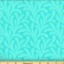 Load image into Gallery viewer, Cotton Fabric Fat Quarter Bundle - Caribbean Blue