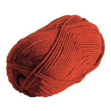 Load image into Gallery viewer, Brava Worsted Yarn - Paprika - Set of 2 Mini Skeins - Beachside Knits N Quilts
