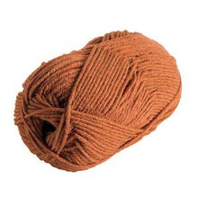 Load image into Gallery viewer, Brava Worsted Yarn - Persimmon - Set of 2 Mini Skeins - Beachside Knits N Quilts