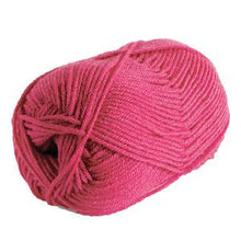Load image into Gallery viewer, Brava Worsted Yarn - Rouge - Set of 3 Mini Skeins