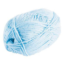 Load image into Gallery viewer, Brava Worsted Yarn - Sky - Set of 2 Mini Skeins