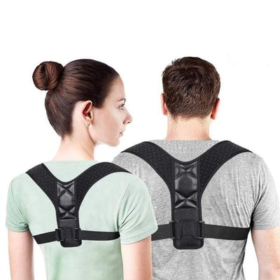 Posture Corrector Adjustable Back Brace - Trill Athletics