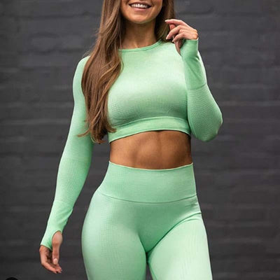 Fierce And Flawless: Anti-cellulite Seamless Leggings - Trill Athletics