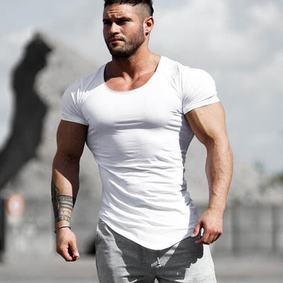 Bringing In The Big Guns: Muscle T-Shirt