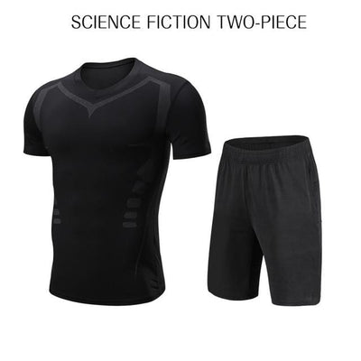 Twilight: Two-Piece  Sports Set - Trill Athletics