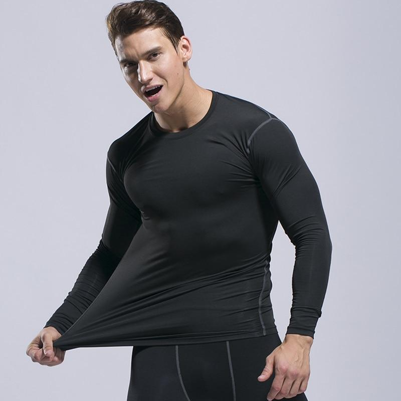 Muscle Long-Sleeve Sports Shirt - Trill Athletics
