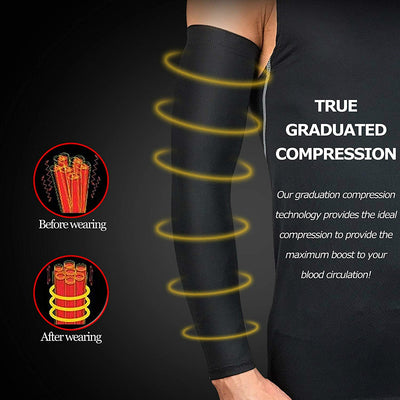 Sports Compression Sleeve - Trill Athletics