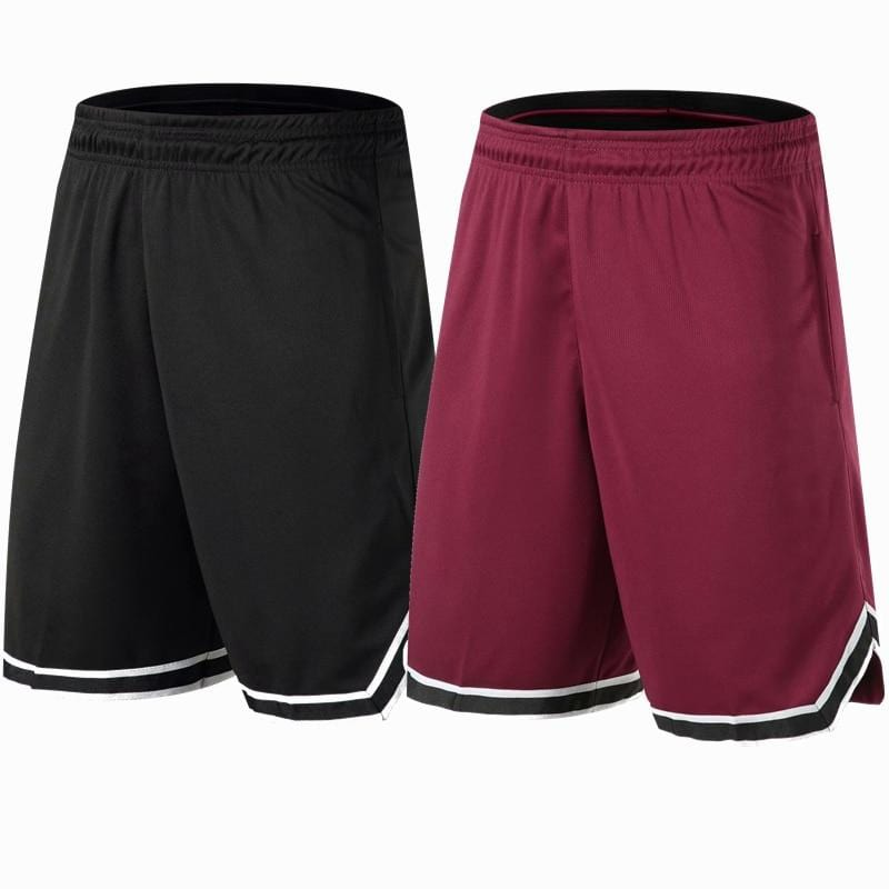 Dunk On 'Em: Basketball Shorts - Trill Athletics