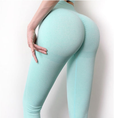 Tropical Bombshell: Contour Leggings