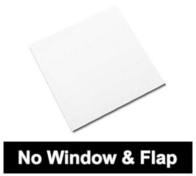 Mediaxpo Paper Sleeves Paper CD Sleeves (No Window & Flap)