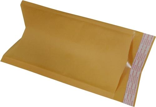 ShippingMailers Bubble Mailers #00 ShippingMailers Kraft 5x10 Bubble Mailers