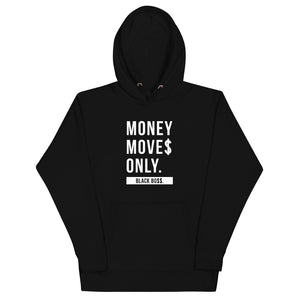 Money Moves Only - Men's Hoodie