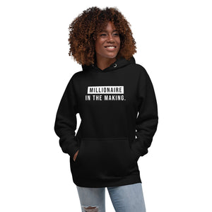 Millionaire In The Making - Women's Hoodie