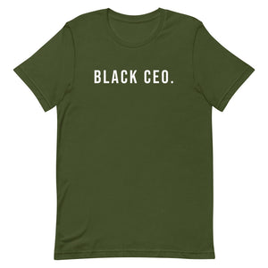 Black CEO - Short-Sleeve T-Shirt