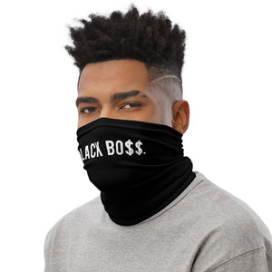 Black Boss Logo - Neck Gaiter
