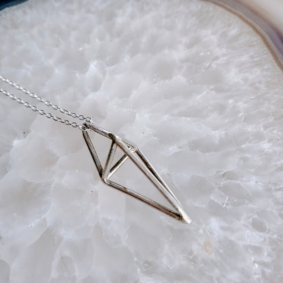 PRISM no. 7 | sterling silver