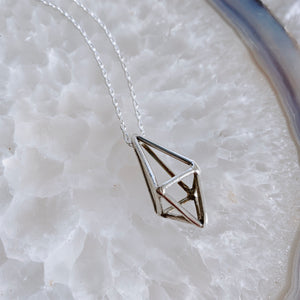 PRISM no. 4 | sterling silver
