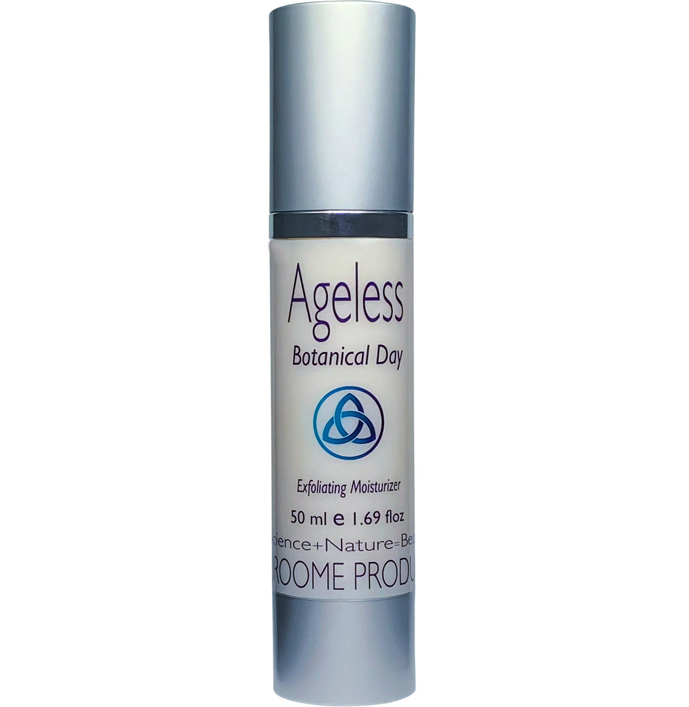 Ageless Botanical Day Exfoliating Moisturizer